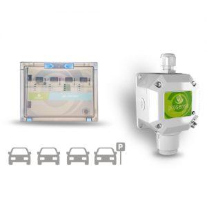 Otopark Gaz Algılama Sistemleri